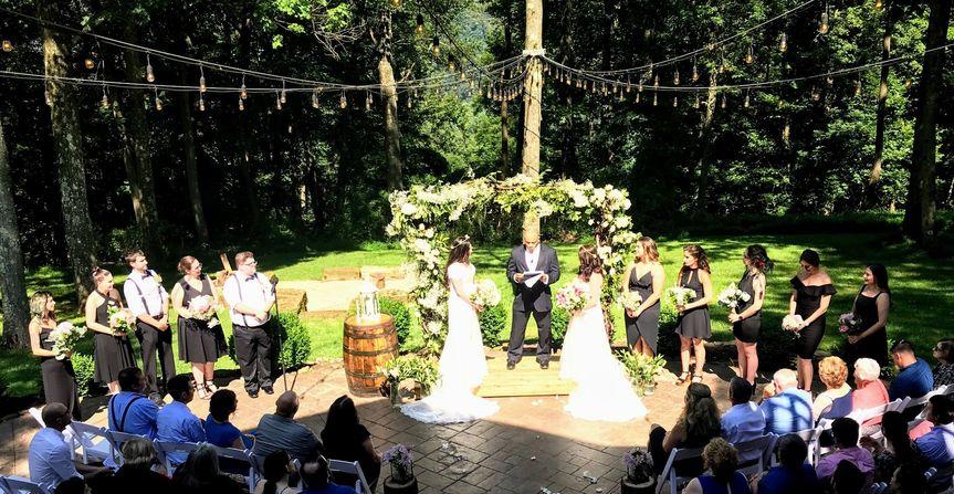 Alesia & Rhonda Wedding