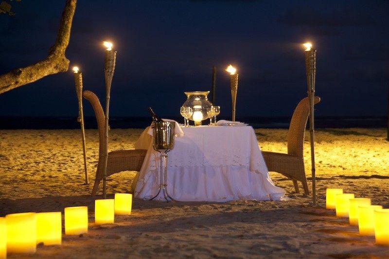 cena romantic