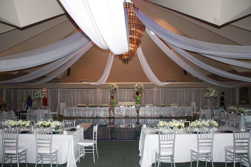 Ruth Eckerd Hall Venue Clearwater Fl Weddingwire
