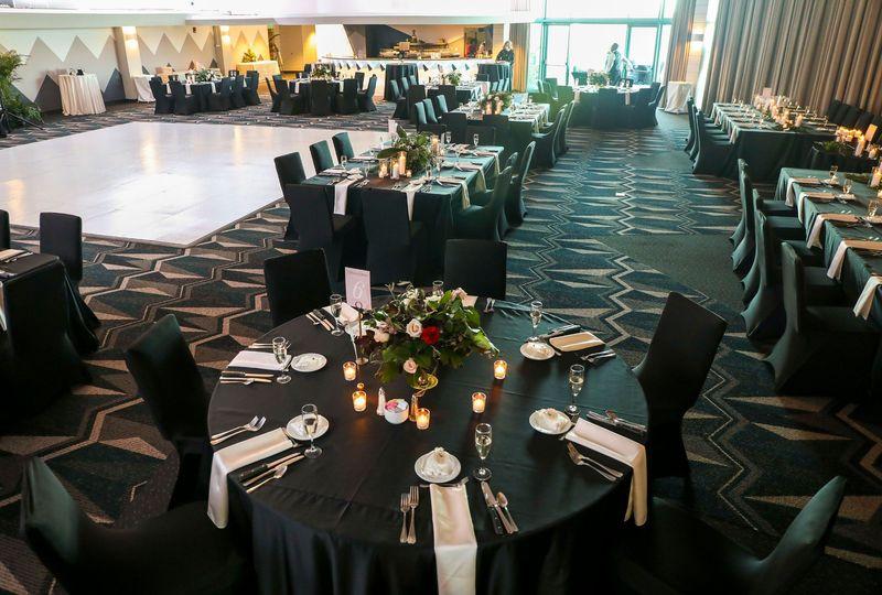 Wedding Layout with Dancefloor