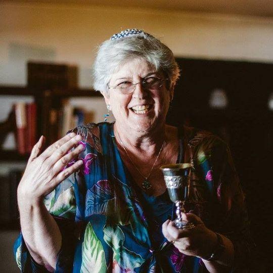 Rabbi Meredith Cahn - Your Wedding Your Way