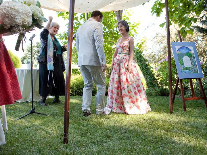 Tmx 1383691207264 Radha And Lance Mazel To Petaluma, California wedding officiant