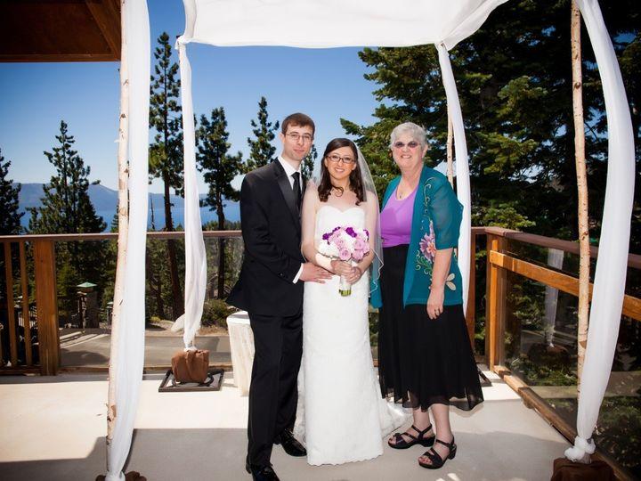 Tmx 1413833077612 Dougjilllake Petaluma, California wedding officiant