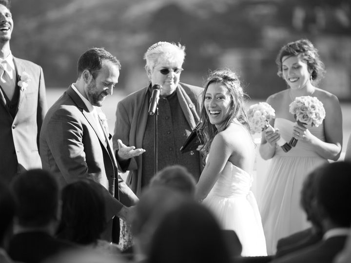 Tmx 1416455082628 Danielledaniel Smile Petaluma, California wedding officiant