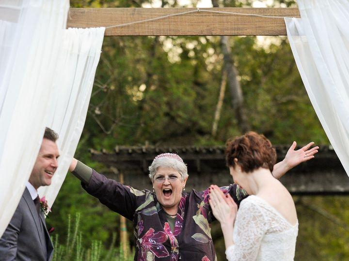 Tmx 1428357511684 Sarahsteve Mazaltov Petaluma, California wedding officiant
