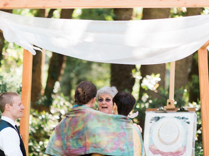 Tmx 1438819118684 Amanda And David Tallit Blessing Petaluma, California wedding officiant