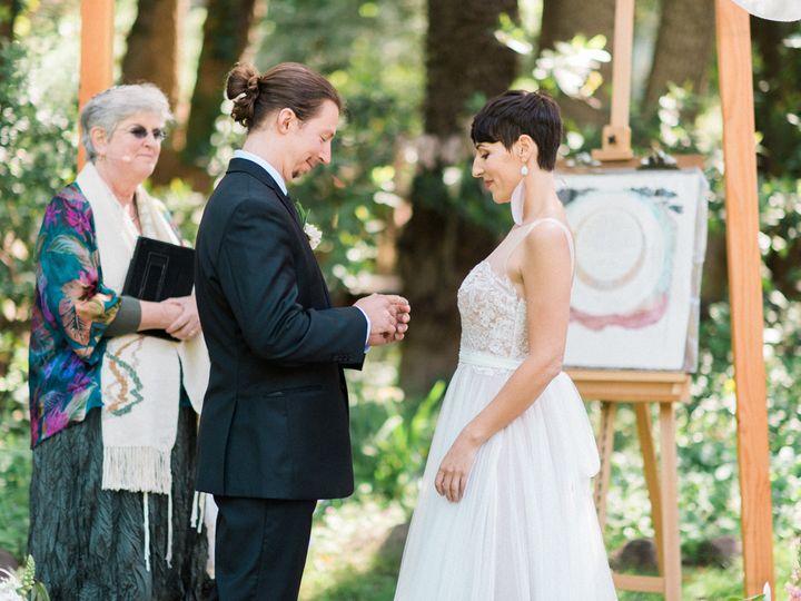 Tmx 1438819130480 Amanda And David Vows Petaluma, California wedding officiant