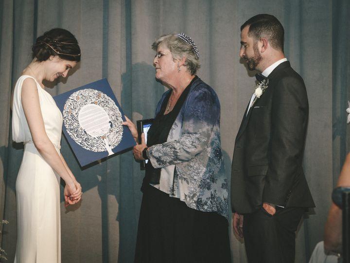 Tmx 1460398792668 Kellydaveketubah Petaluma, California wedding officiant