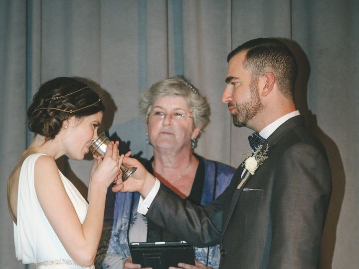 Tmx 1460398802478 Kellydavekiddush Petaluma, California wedding officiant