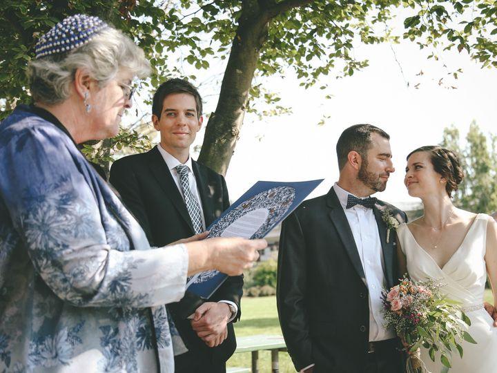 Tmx 1460398863655 Kellydaveketubahsigningsweet Petaluma, California wedding officiant