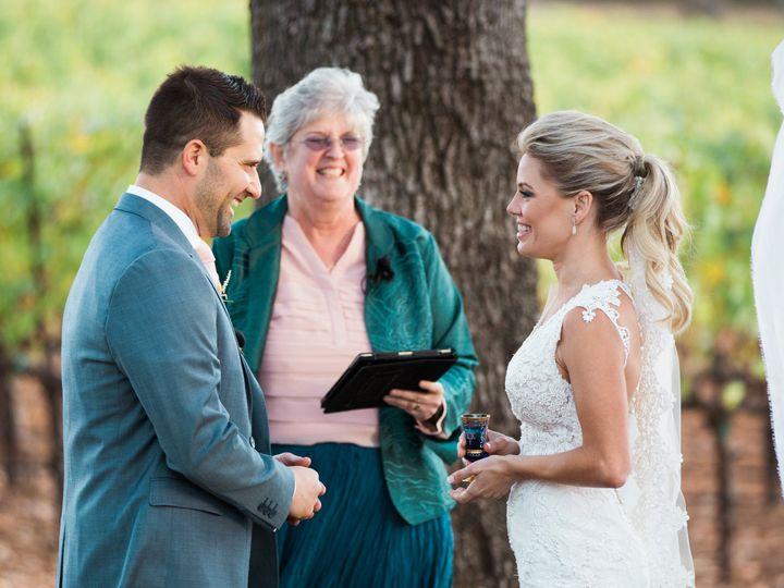 Tmx 1460400923315 Mariegregwithme Not So Good Petaluma, California wedding officiant