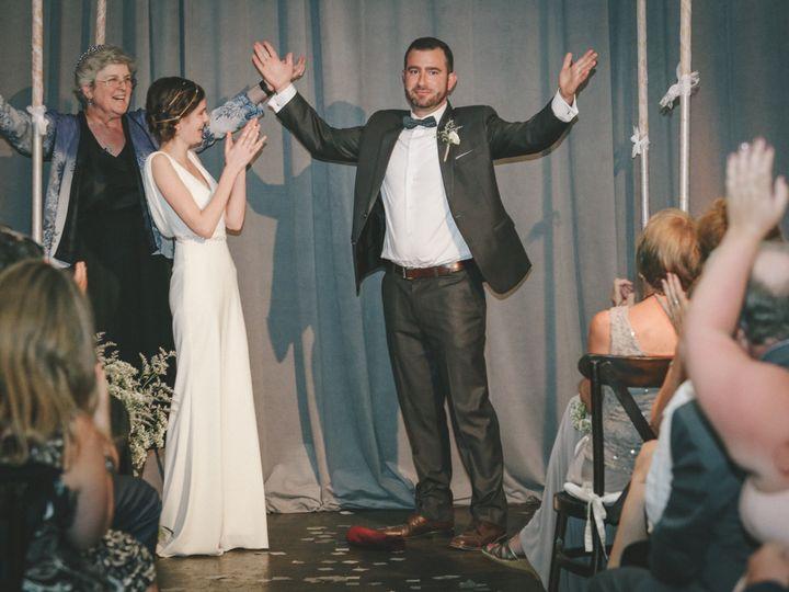 Tmx 1460401310150 Kellydave Mazal Tov Petaluma, California wedding officiant