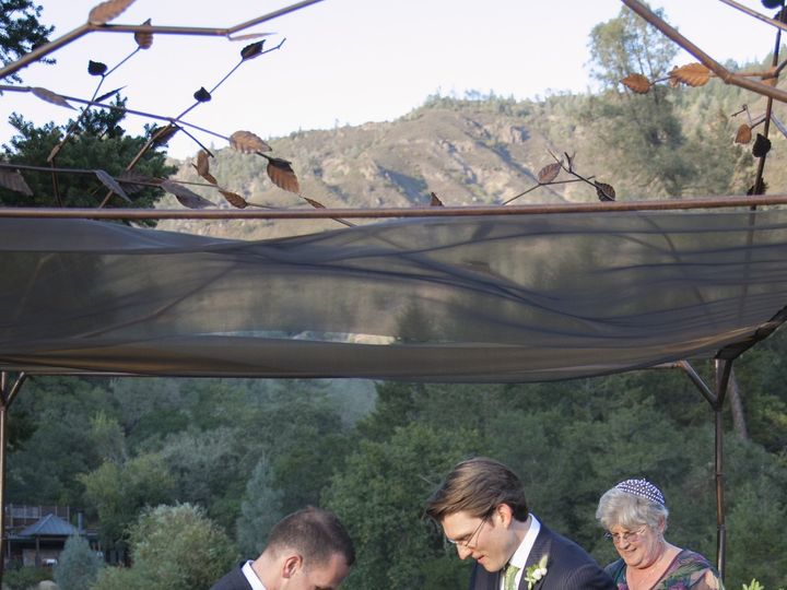 Tmx 1460416198141 Judd Tim Wedding Stepping On The Glass Petaluma, California wedding officiant