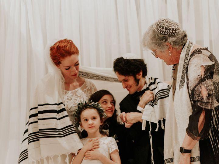 Tmx 1527542488 8780c5e837a5531f 1527542486 67b42af9276202b5 1527542480246 1 Brit Patri And Kid Petaluma, California wedding officiant