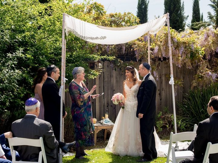 Tmx 1527542929 5f82b037bf6a99e7 1527542927 Ac2154d0228a4931 1527542925800 6 Ken Beth Smaller Petaluma, California wedding officiant