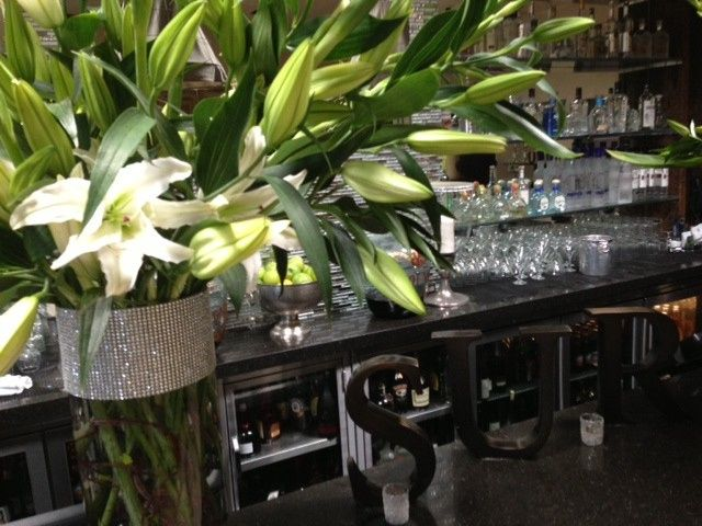 lilies detail