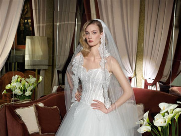 Tmx 1430835328654 Alessandra Orange, Connecticut wedding dress