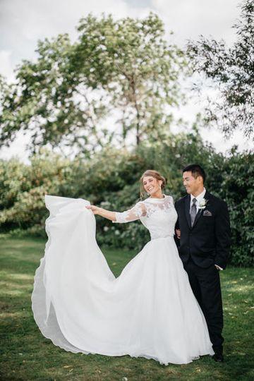Arrowwood Conferenve and Event center in Alexandria, Minnesota wedding venue by Fargo + Fergus Falls...