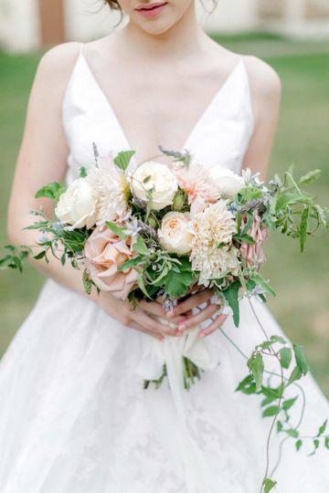 Floret & Foliage flowers