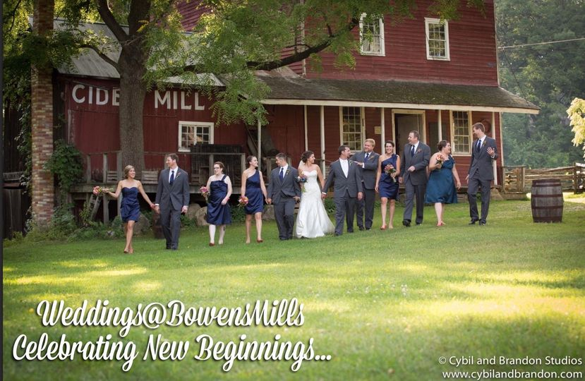 Bowens Mills Weddings for a Lifetime