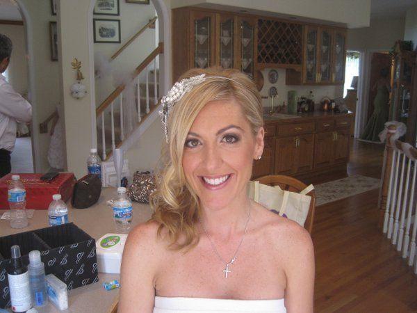 beautiful greek bride