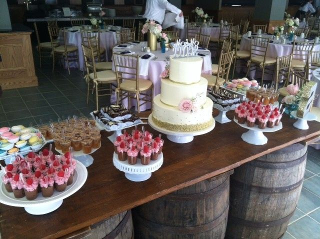 cake and desserts bar by martine