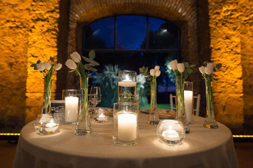 casale torre santa anastasia tavolo