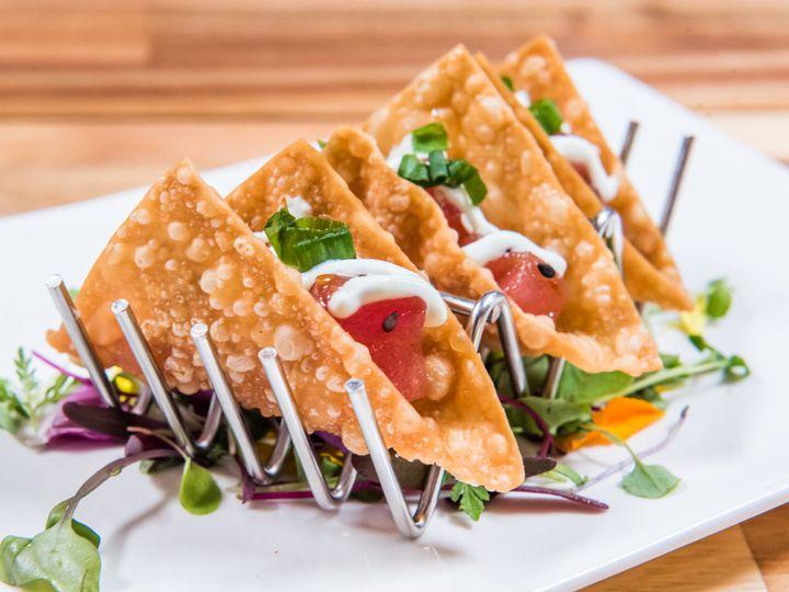 Tmx Ahi Poke Tacos 3 51 27310 160199971348088 San Diego, CA wedding catering