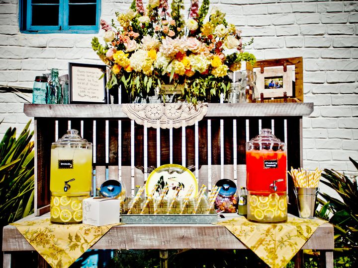 Tmx Beverage Station 51 27310 San Diego, CA wedding catering