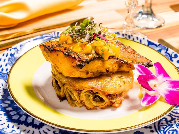Tmx Habanero Chicken On Enchilada Stack 4 51 27310 160200005733743 San Diego, CA wedding catering