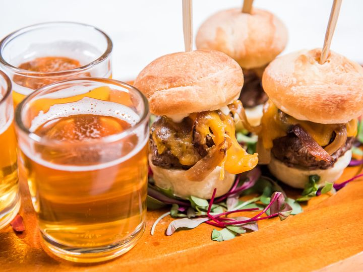 Tmx Mini Beef Slider With Beer Shooter 4 51 27310 160200021759959 San Diego, CA wedding catering