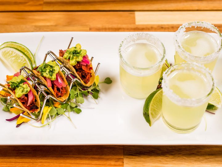 Tmx Mini Carnitas Tacos With Margarita Shooters 3 51 27310 160200010711664 San Diego, CA wedding catering