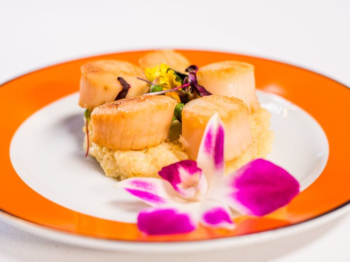 Tmx Seared Scallops On Truffle Risotto 5 51 27310 160200025899912 San Diego, CA wedding catering