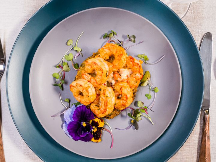 Tmx Shrimp With Fried Green Tomatoes 2 51 27310 160200021488909 San Diego, CA wedding catering