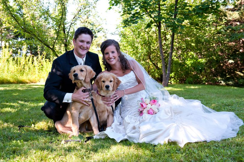 North Bay Area Wedding Officiant & Napa Wedding Officiant,dog friendly weddings
