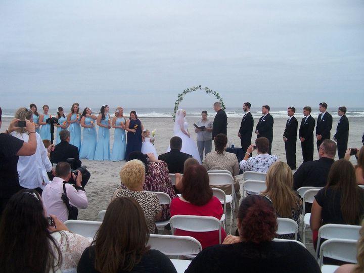 Tmx 1348432707895 Dianaandanthonybridalparty Mays Landing, New Jersey wedding officiant