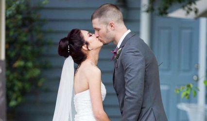 Twisted Fishtail Hair + Bridal