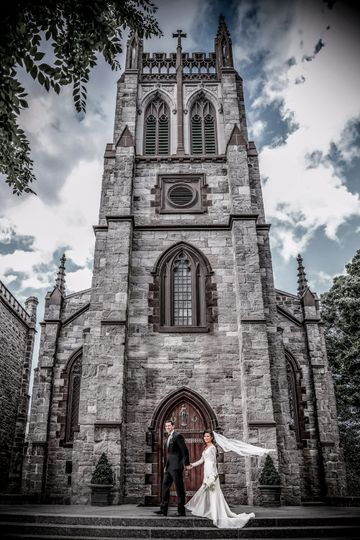 Fordham University wedding