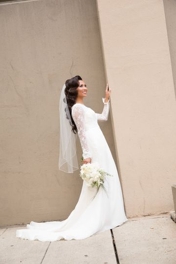 White Plains Bride
