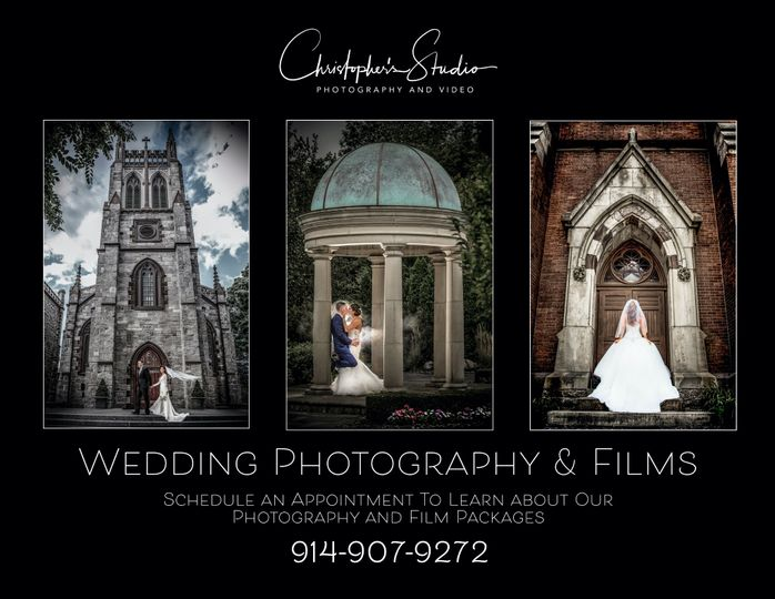 Wedding Photography & Video