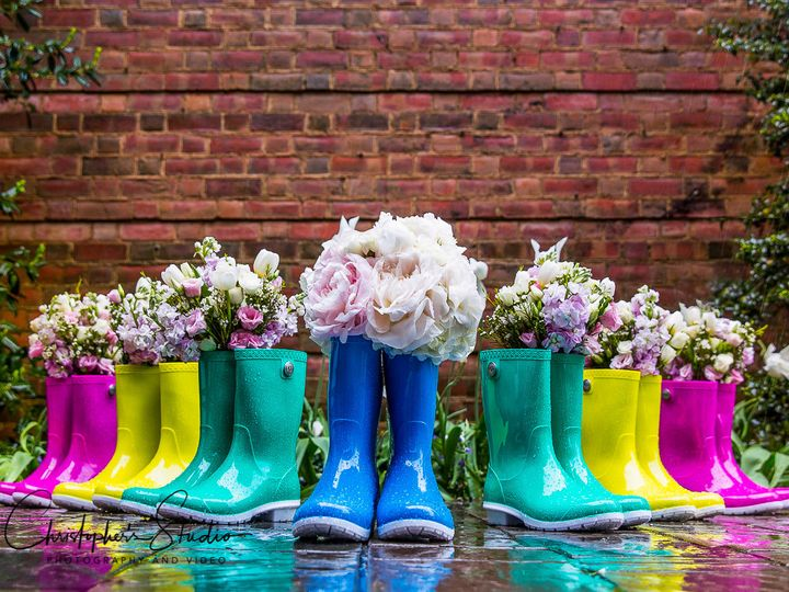 Tmx 1495205621484 Floral Wedding Boots Pearl River wedding photography