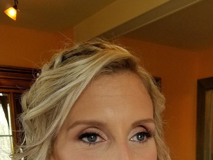 Tmx 1523843027 9b7f25ad2ad07c99 1523843026 6ff758b4c31202cf 1523843008932 2 Jackie Goshen, New York wedding beauty
