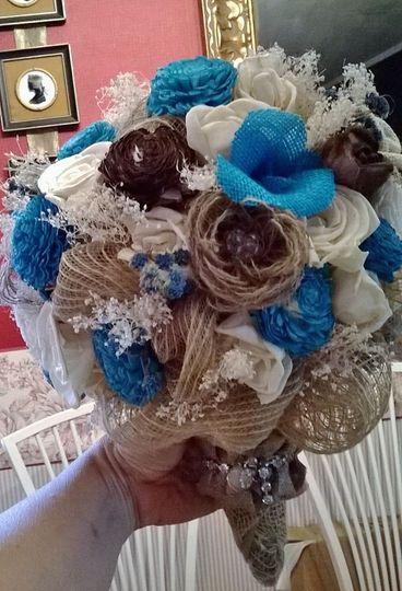 burlap bouquet2