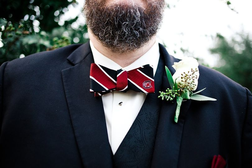 Boutonniere | Photo provided by Poured Out Photography
