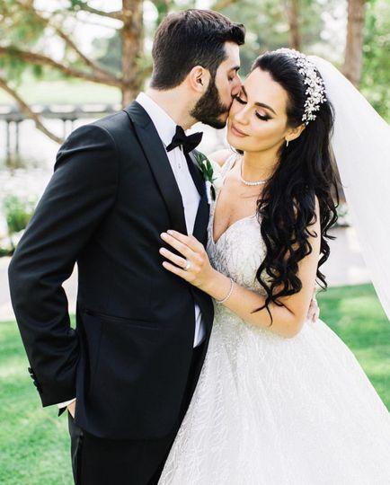 Happy couple | Photography by Miranda Frey Weddings
