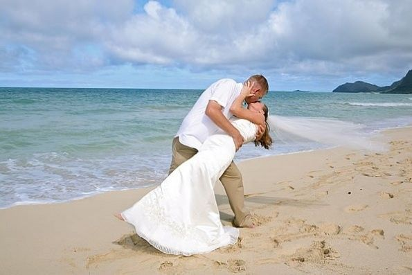 Tmx 1399871959129 Wedding Couple Kissing Beach59 Keansburg wedding officiant