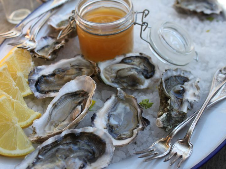 Tmx 1413832646600 Raw Oysters1 Valley Ford, CA wedding catering