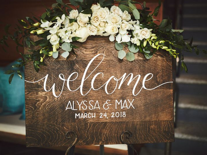 Tmx 1527629251 Ad4974539a26c31d 1527629250 4428f5c9e60a9ceb 1527629244582 12 180324 Alyssa Max Wayne, NJ wedding florist