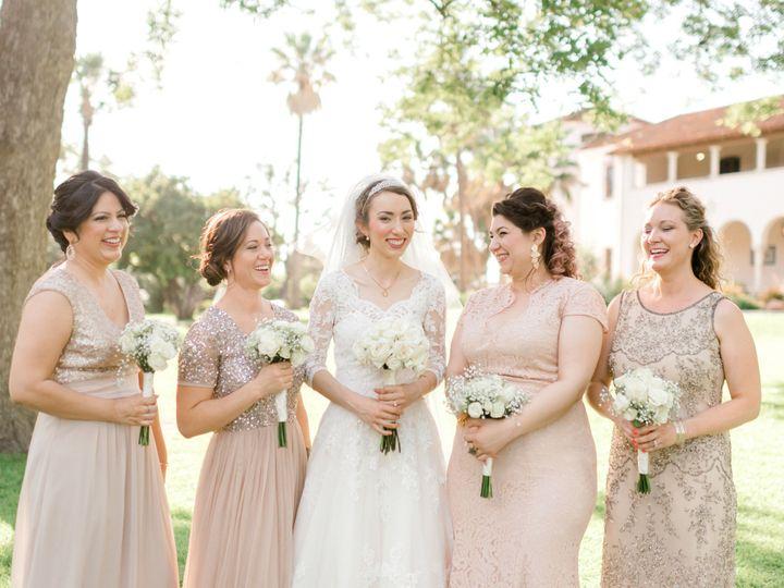 Tmx 1536288469 C466b29d13ba7726 1536288466 D997a934f6b445a0 1536288459372 3 Marybell Eric 572 San Antonio, TX wedding beauty