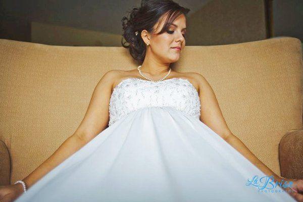 Beautiful Bride Sarah.